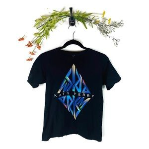 Katy Perry Prism Prismatic Tour T-Shirt Size Small